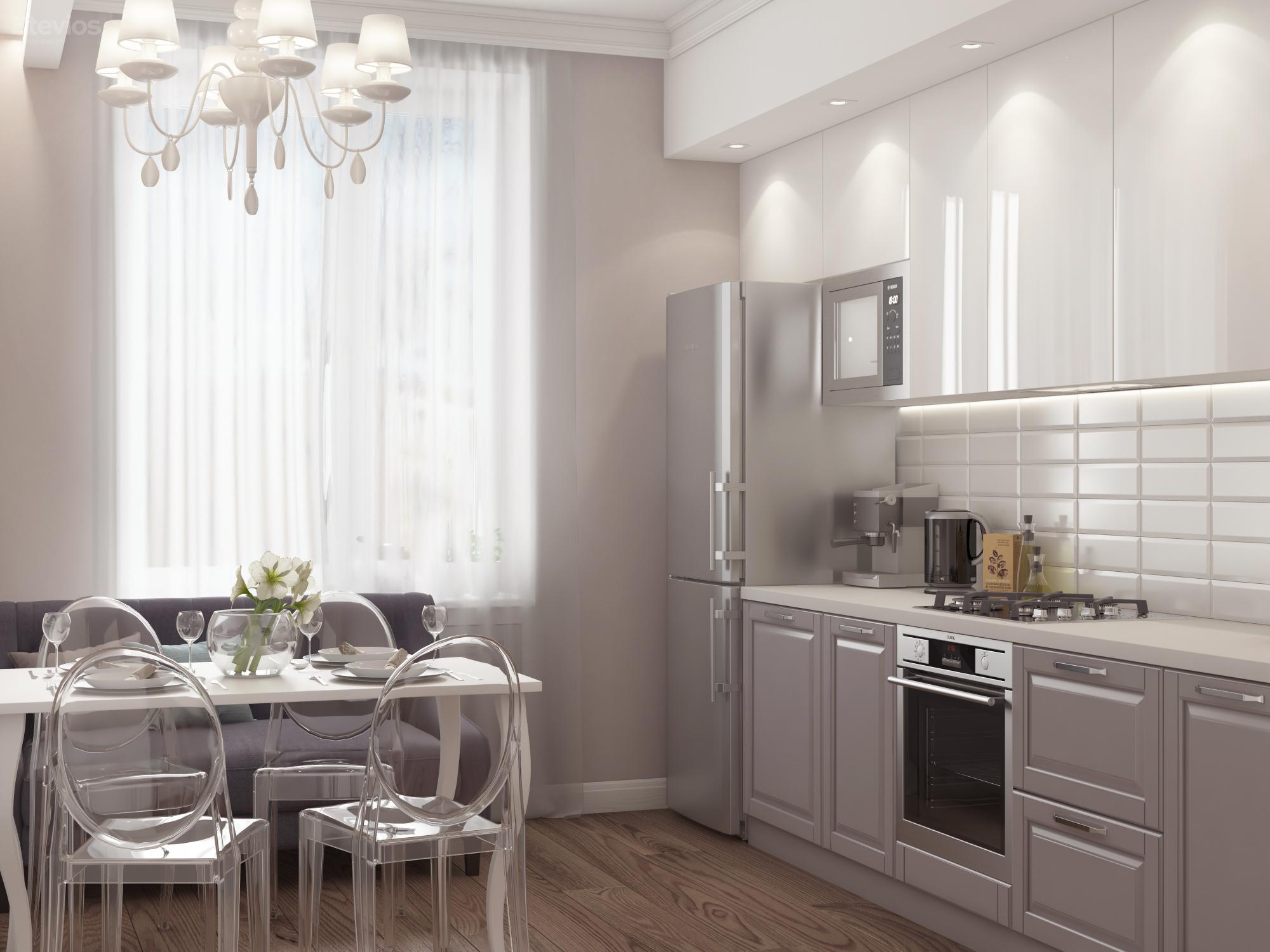 76 квартал - Ангарск - Кухня