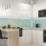 ЖК Астра - Новосибирск - Кухня-гостиная