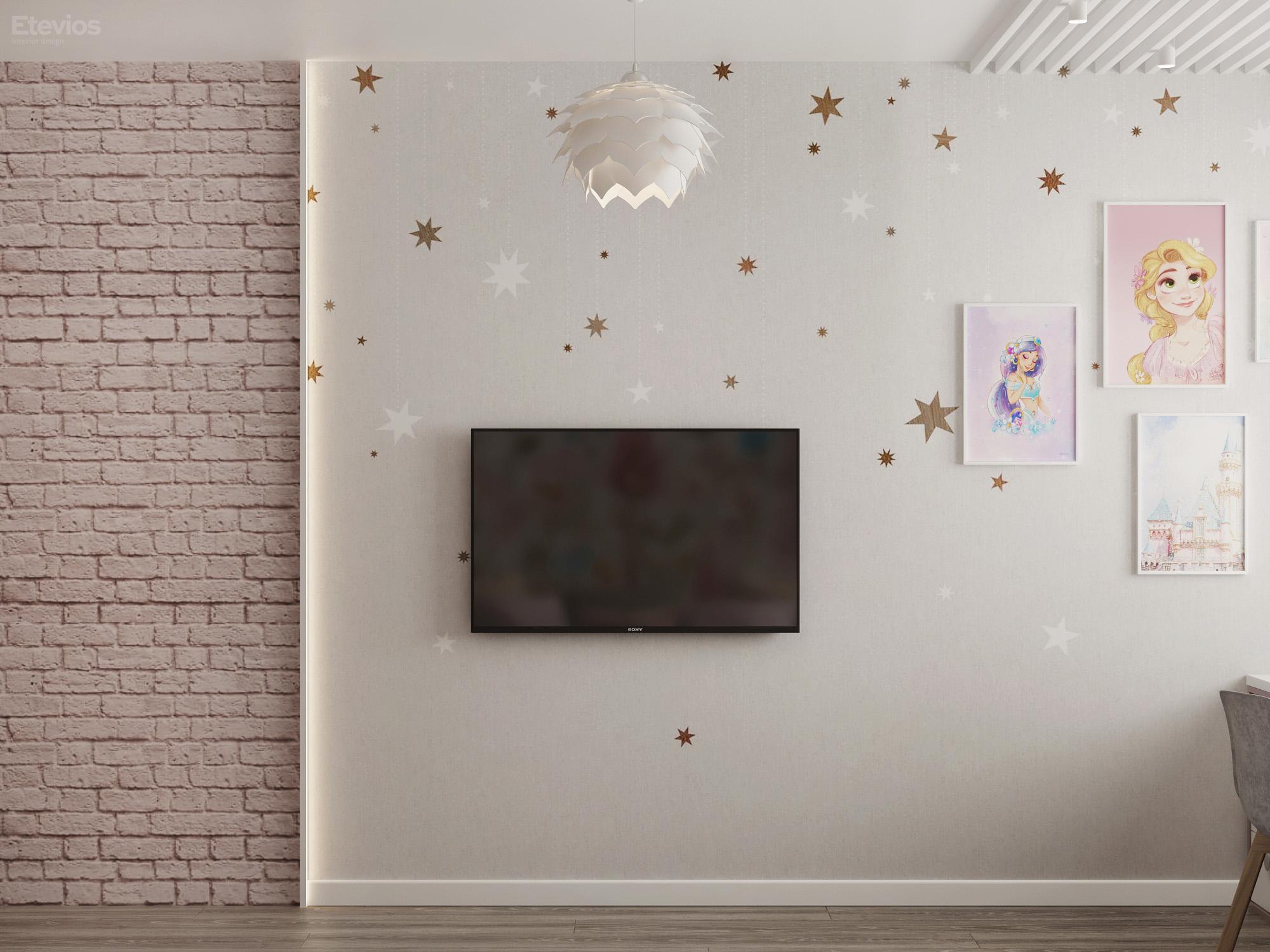 Жилой дом Залесский - Новосибирск - Детская